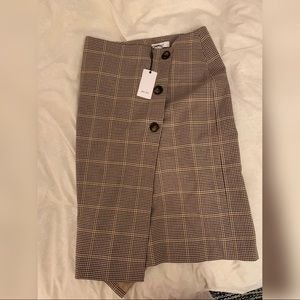 NWT REISS Asymmetrical Skirt